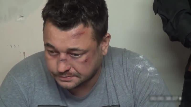 Задержание Сергея Жукова солиста Руки вверх