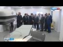 Отделение рентгенохирургических методов диагностики и лечения с новейшим ангиографическим комплексом открыла Дорожная больница