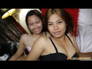 [asiansexdiary, 2016] [тайская проститутка prostitute азиатка, тайка asian thai porn тайское sex секс hot creampie сосет]