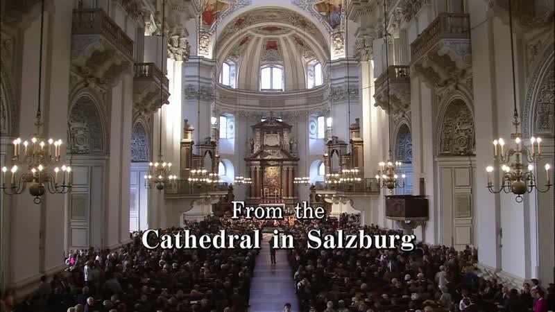 Claudio Abbado, Swedish Radio Choir - Karajan Memoria Concert - Mozart, Requiem (16.07.1999)
