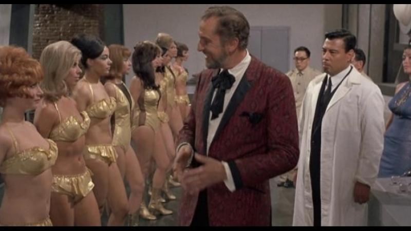 Доктор Голдфут и девушки-бомбы (Марио Бава, 1966)