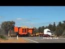 Heavy Haulage Regal Transport Charlie Hull