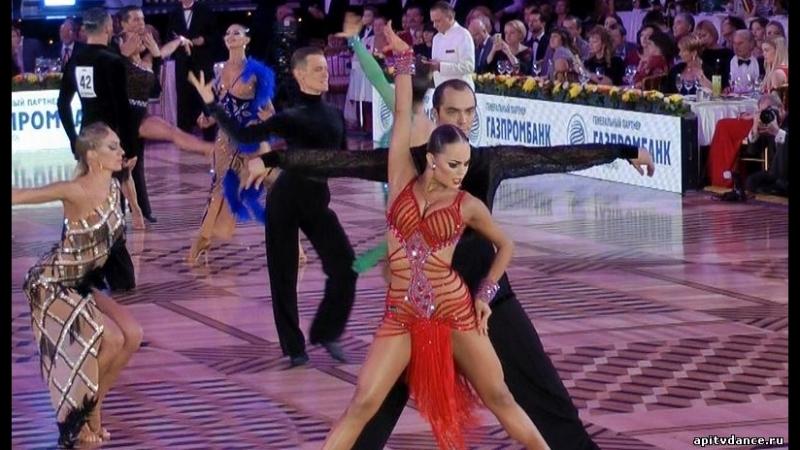 Роман Ковган Дария Палей Румба API TV DANCE STARS