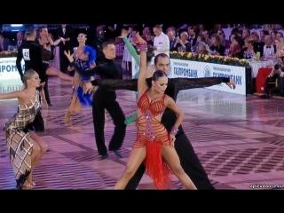 Роман Ковган - Дария Палей - Румба - API TV DANCE STARS
