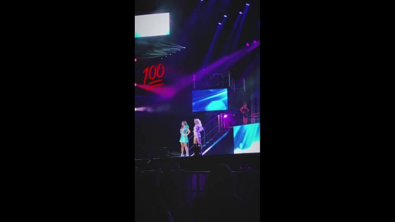 «Soy Luna Live» / Выступление