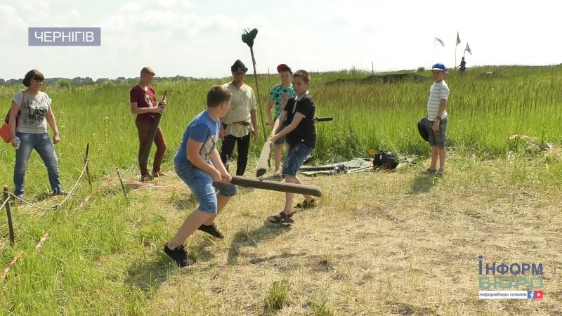 На Чернігівщині започаткували археологічну польову школу