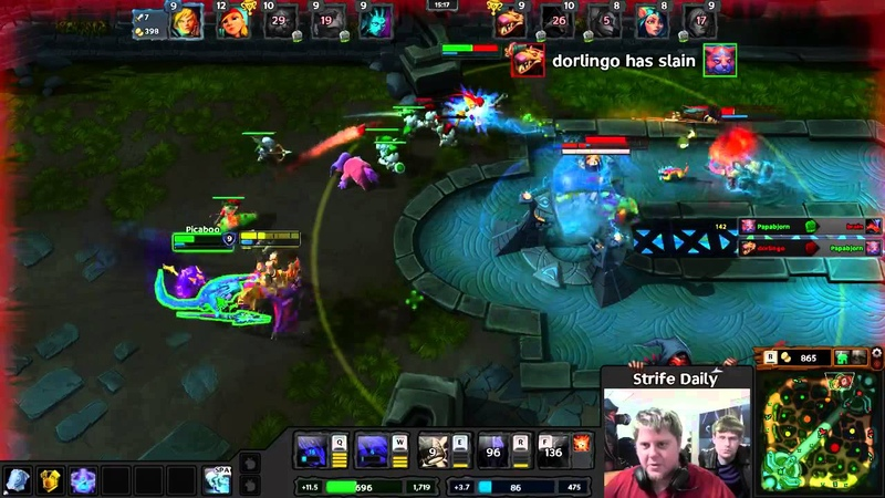 Strife Chat - 1/20/14 Learning Bastion