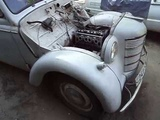 КПП ВаЗ - 5ст. (классика) + дизель VW на Москвич-401  Двигатель установлен