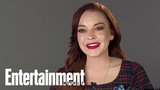 Lindsay Lohan Reveals Where She Thinks Her Characters Are Today Entertainment Weekly