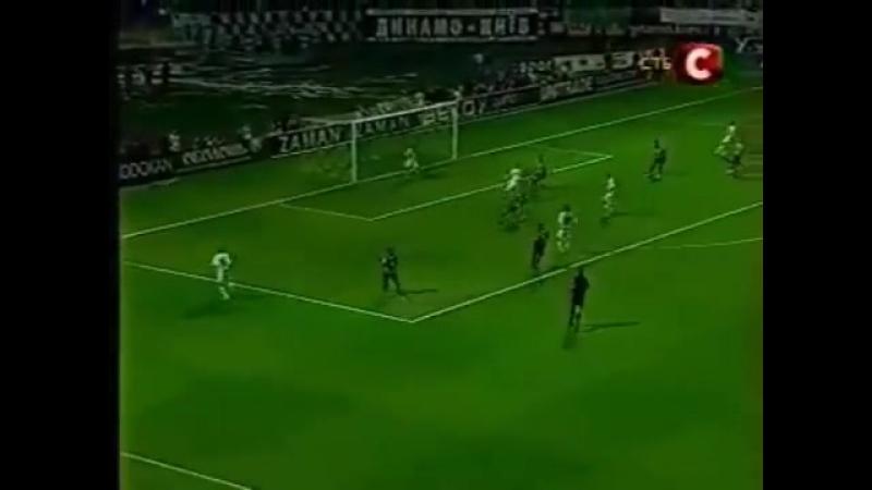 Один з кращих голів «Динамо» на євроарені » Freewka.com - Смотреть онлайн в хорощем качестве