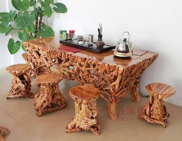 Очень крутые столы