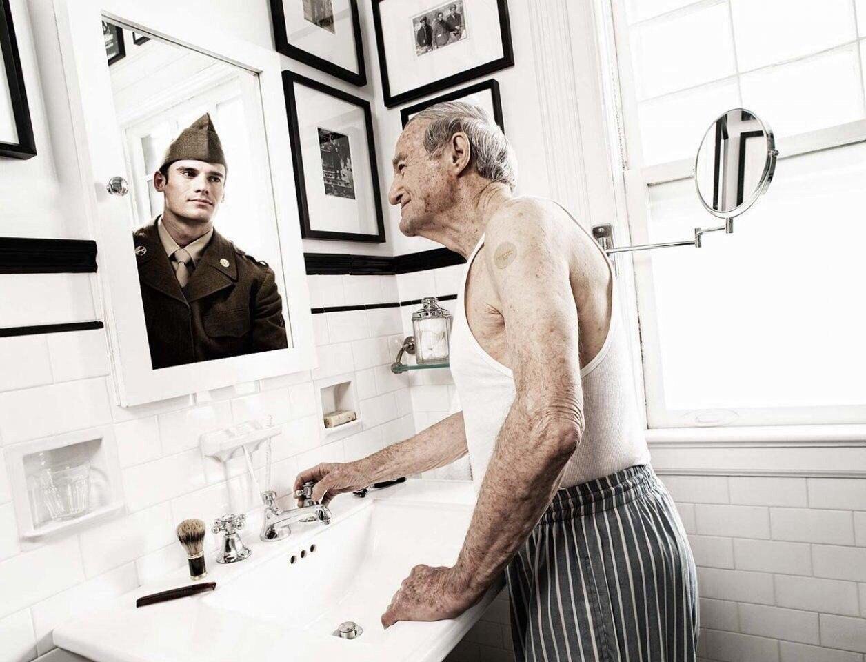 «Зеркало помнит» – Tom Hussey