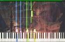 Deacons of The Deep - Piano/Organ Violin [SHEET MUSIC] (Dark Souls 3) [synthesia]