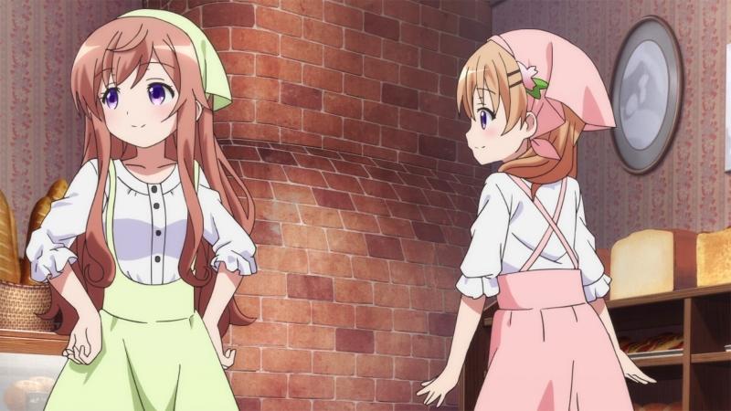 [Озвучка Indie Dub] Gochuumon wa Usagi Desu ka ~ Dear My Sister ~ / Заказывали кролика? 2 — Моя дорогая сестра