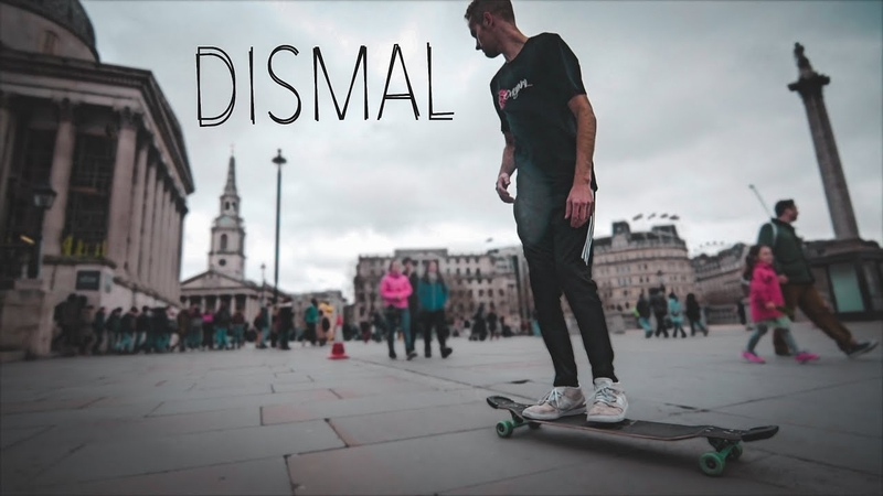 DISMAL - Longboard Freestyle in London (PT1)