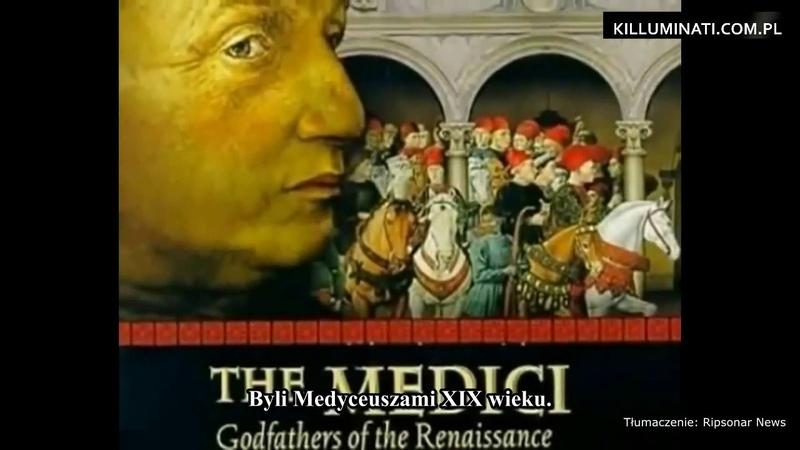 The Dynasty of Rothschild - film dokumentalny 1/6
