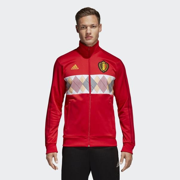 Олимпийка Бельгия 3-Stripes