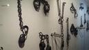 Комната пыток. Музей старой ратуши в Братиславе.