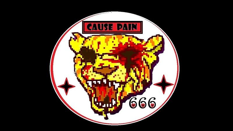 CAUSE PAINE-[ШИЗА]-1