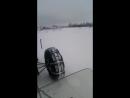 буксировка снегохола 1