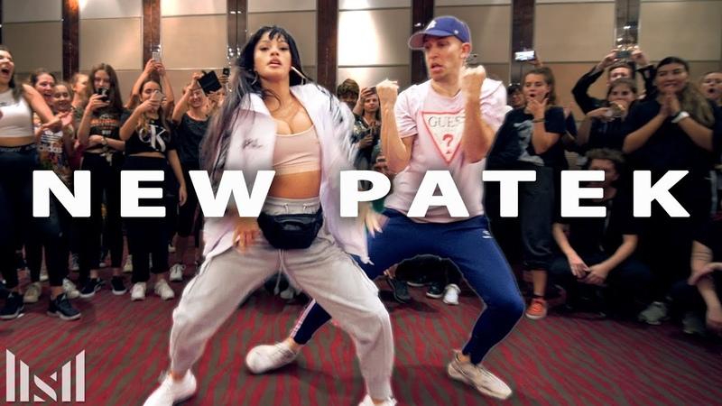 LIL UZI VERT - New Patek Dance | Matt Steffanina ft Ivana (Europe Tour)