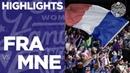France vs Montenegro | Women's EHF EURO 2018
