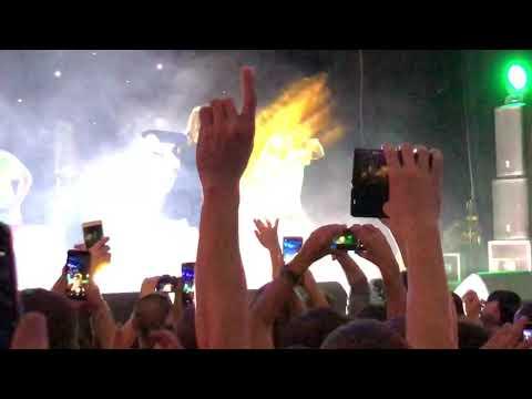 Акула ( Оксана Почепа) - Такая любовь 2018 Live Супердискотека 90х Самара МТЛ - Арена