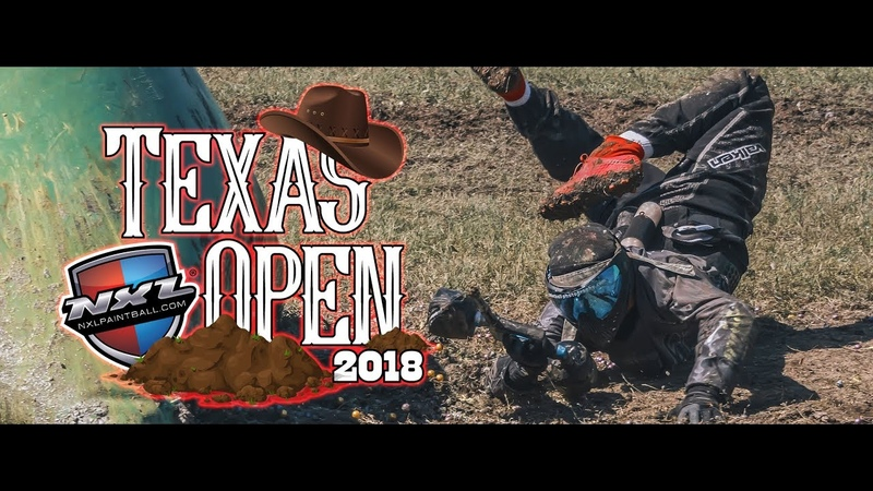 2018 NXL Texas Open Paintball - Fuk Off