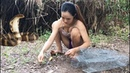 LIVE Top 5 Primitive Technology Fishing and Cooking Wild Animals