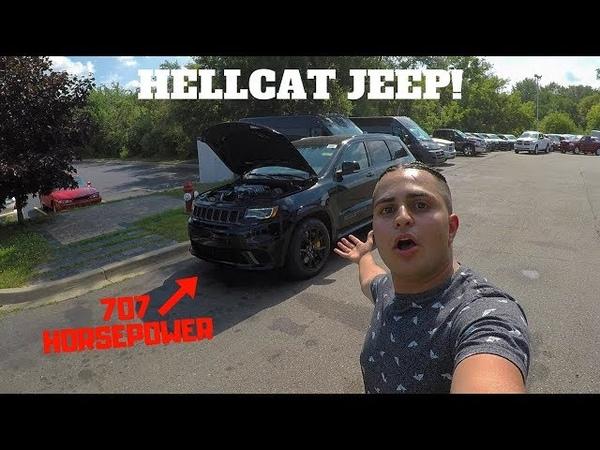 Jeep SRT TrackHawk