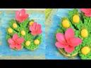 TROPICAL MOANA COOKIE CAKE by HANIELA'S