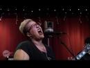 """Бриттани Ховард   Alabama Shakes   """"Dont Wanna Fight"""" Live on KCRW"""
