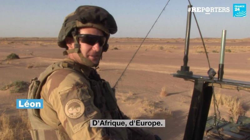 Paroles de légionnaires - FRANCE 24 donne la parole à la Légion Étrangère