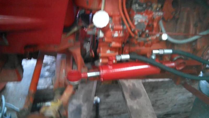 гидроусилитель руля на трактор т25