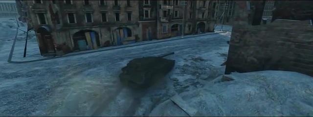 Танковый Яндекс.Навигатор