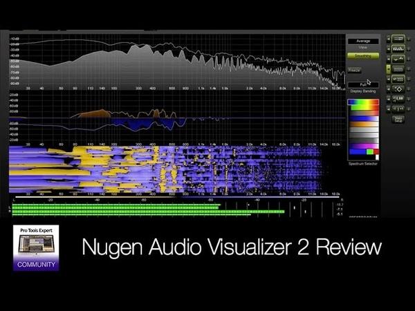 Nugen Audio Visualizer 2 Review