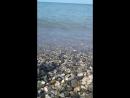Море в Адлере. 1 июня 2018