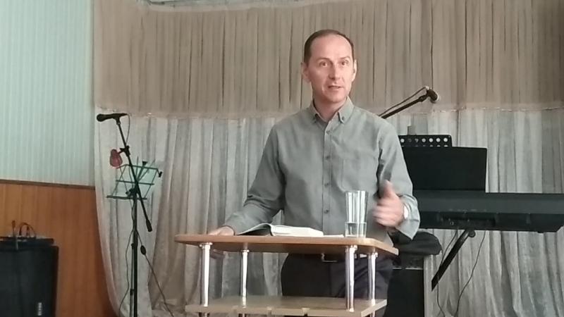 Проповедь. Андрей Ягин. Сила Веры Севастополь 2018.