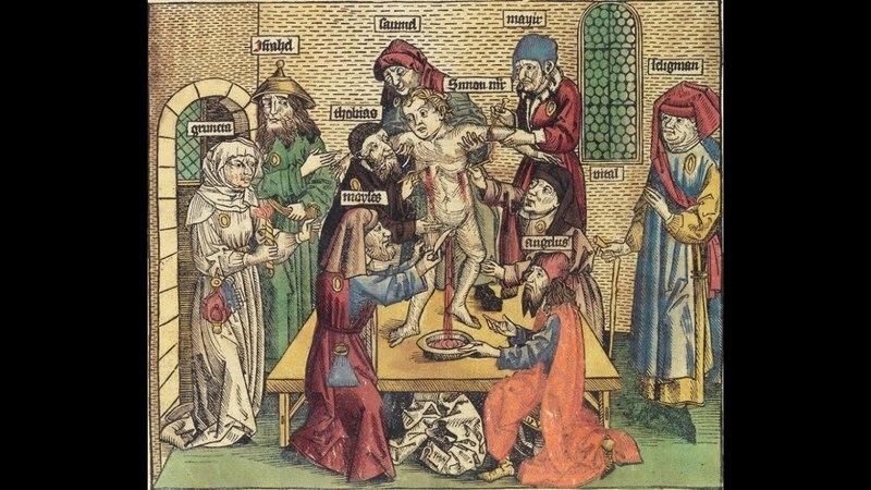 еврейская секта Хабад Любавич (Дэвид Дюк)