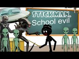 New Super Stickman Killer Mentaist - Stickman Shool Evil