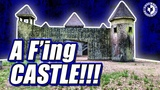 Tour of Excalibur Paintball's Castle Lone Wolf Paintball Michigan