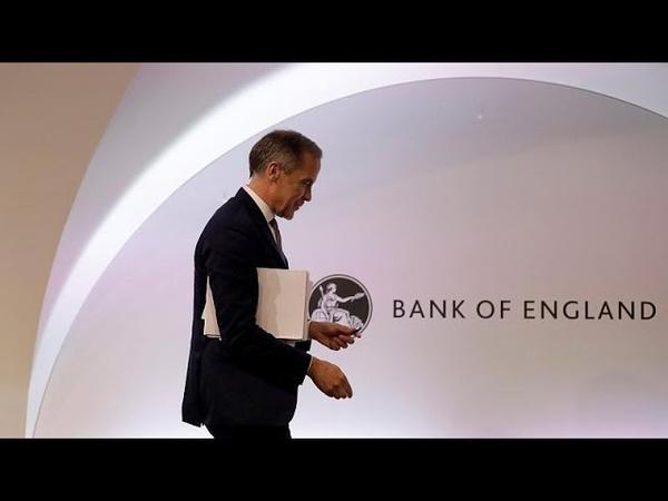 Брексит без сделки может сократить ВВП Великобритании на 8% - Банк Англии…