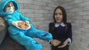 Грибы, улитка и кошачье-пижамная вечеринка