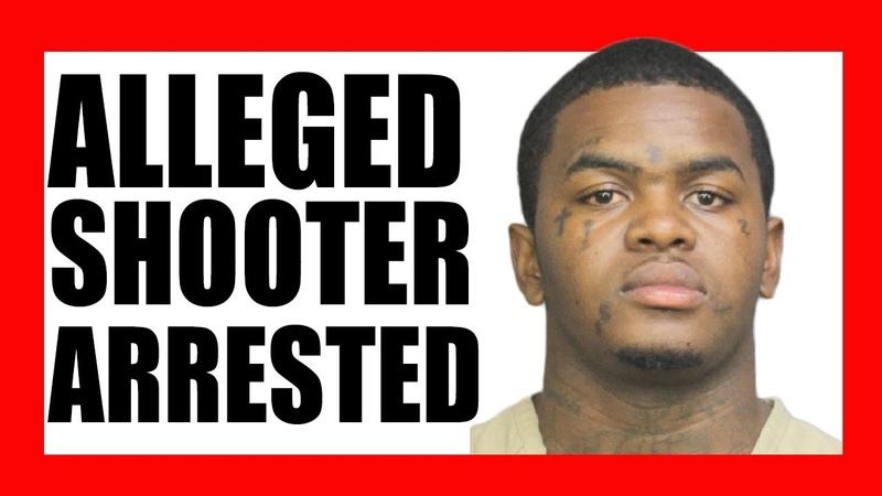 Suspect Arrested in XXXTentacion's Murder