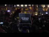 Акция памяти в Москве