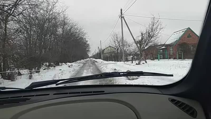 VID_20190112_143017_По Зимним Дачным дорогам в контору ДНТ.