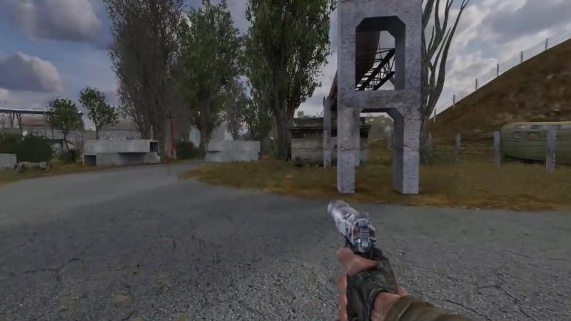 [Димастер] Что будет если Меченый начнёт путь в Зону как Военный | S.T.A.L.K.E.R. Тень Чернобыля