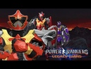 Leanbow in Power Rangers Legacy Wars   Power Rangers Mystic Force Wolf Warrior   Superheroes Game
