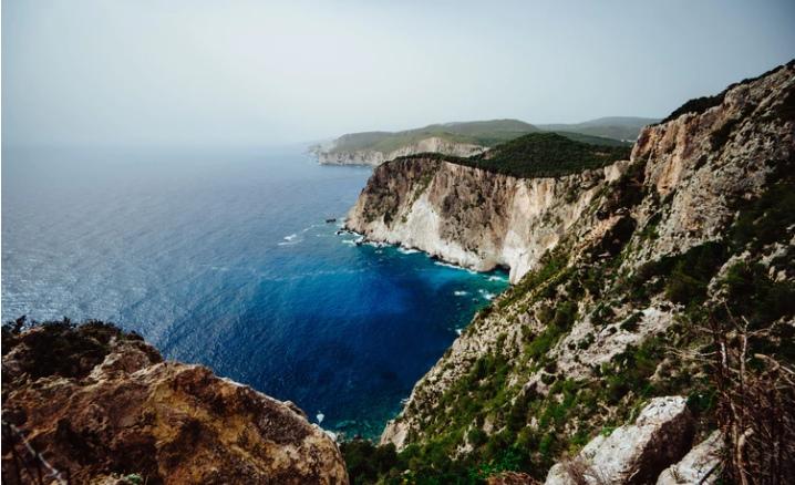 Топ-3 лучших острова Греции.