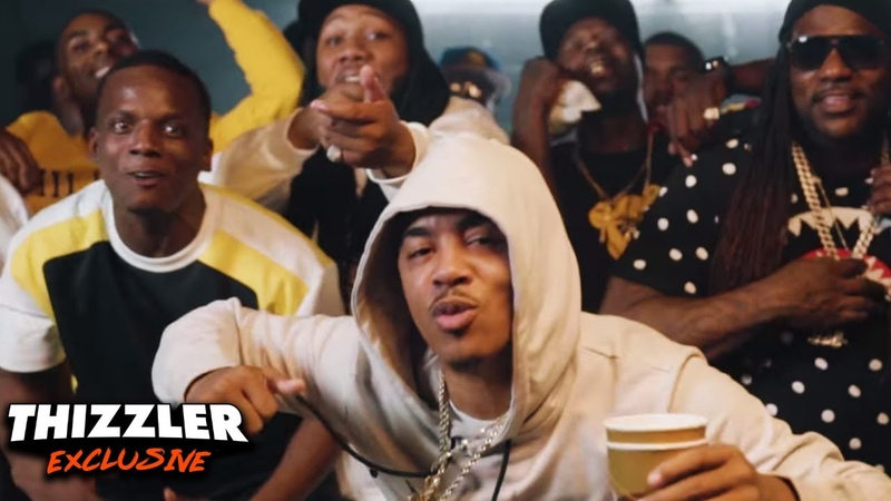Hubba - Grinding (Remix) ft. Philthy Rich, D.O.T., D-Lo Mistah F.A.B. (Official Video)